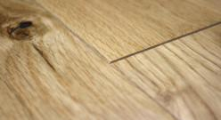 UV Lacquered Oak Flooring