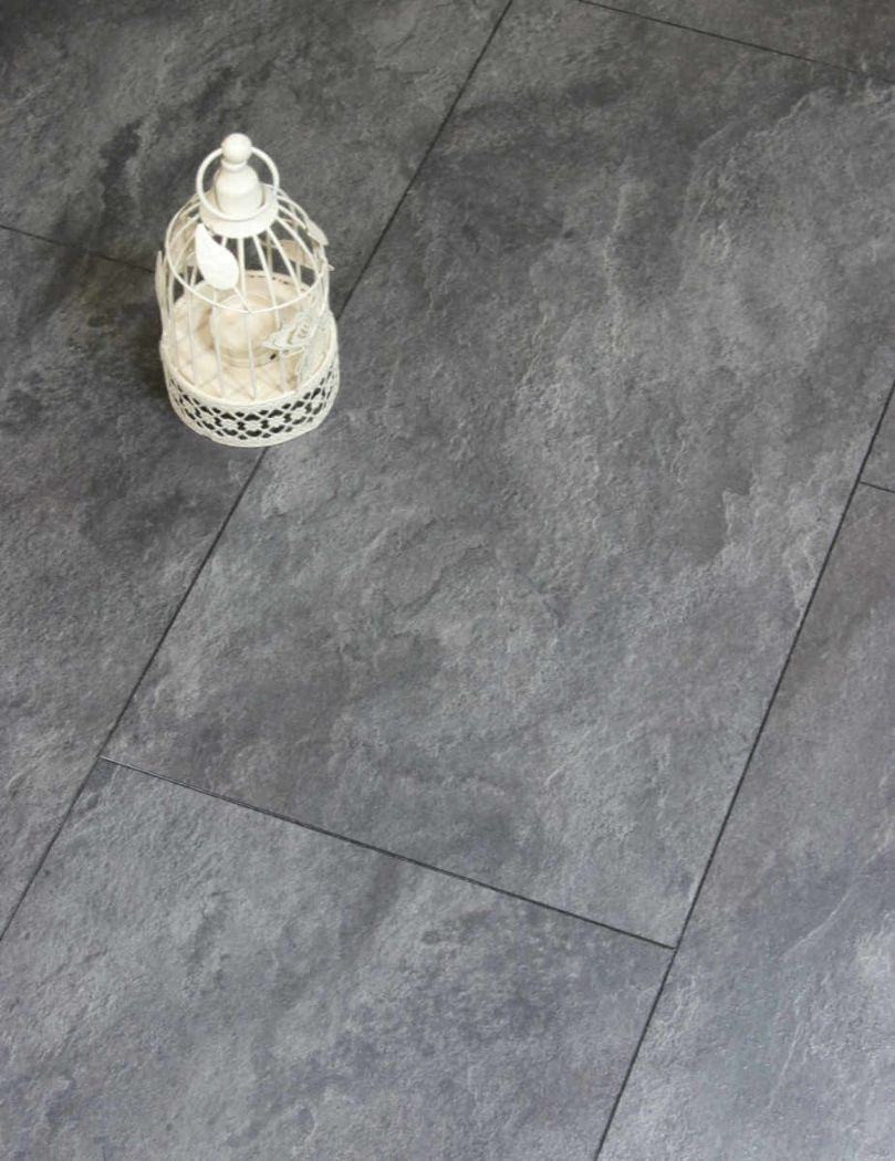 Dark Laminate Floor Tile