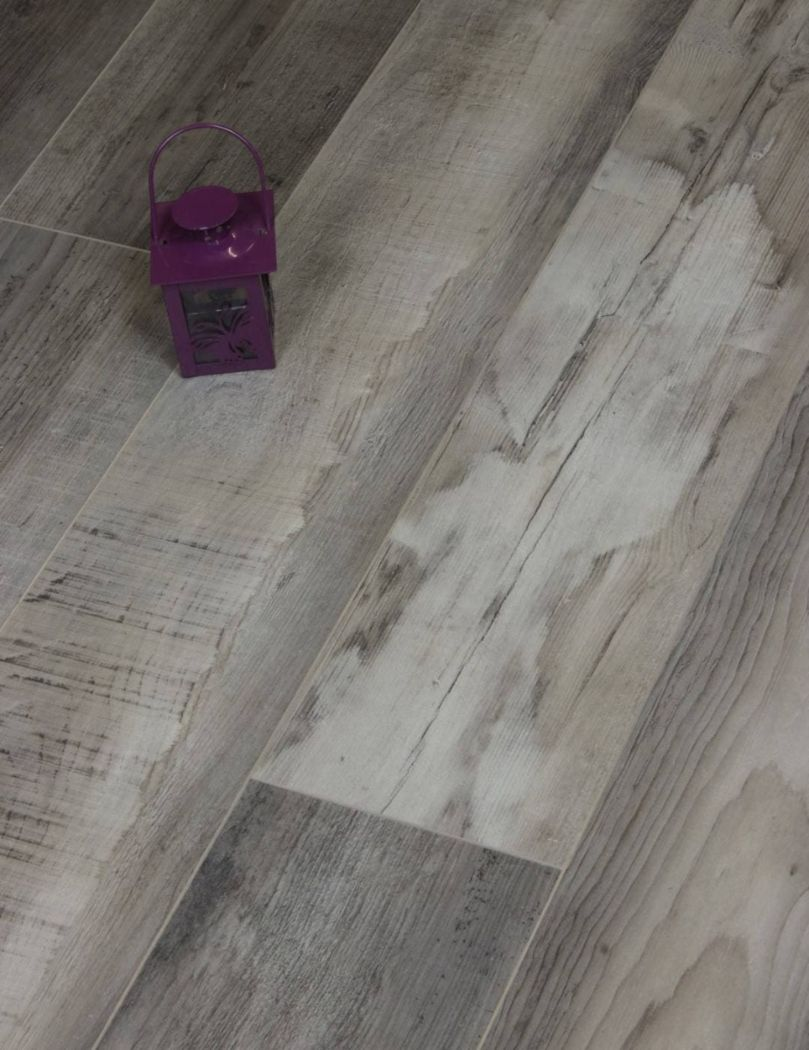 Rustic Grey laminate flooring