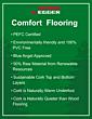 Comfort Flooring Eco-flooring credentials