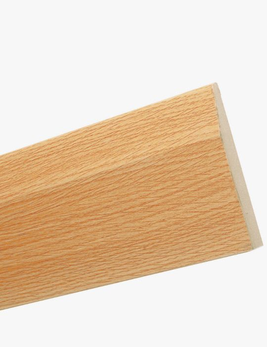 Natural Oak MDF Skirting 120mm