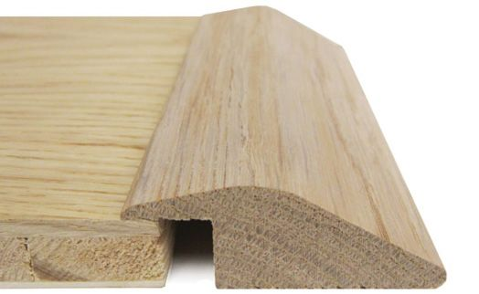 Solid Oak Ramp Reducer