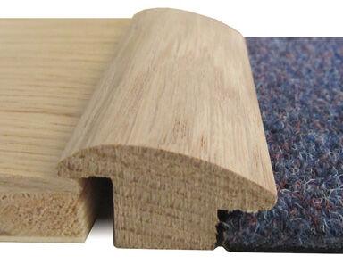 Solid Oak rebated reducer