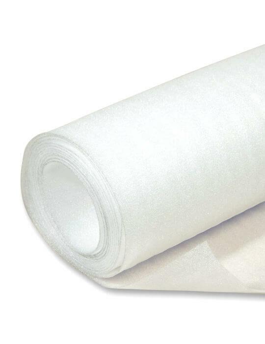 White Underlay for laminate flooring