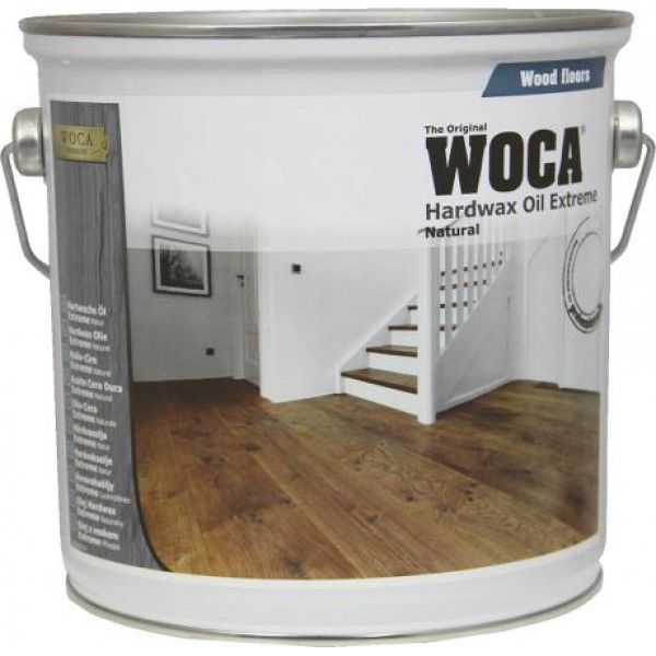 Woca Hardwax Oil Extreme Natural