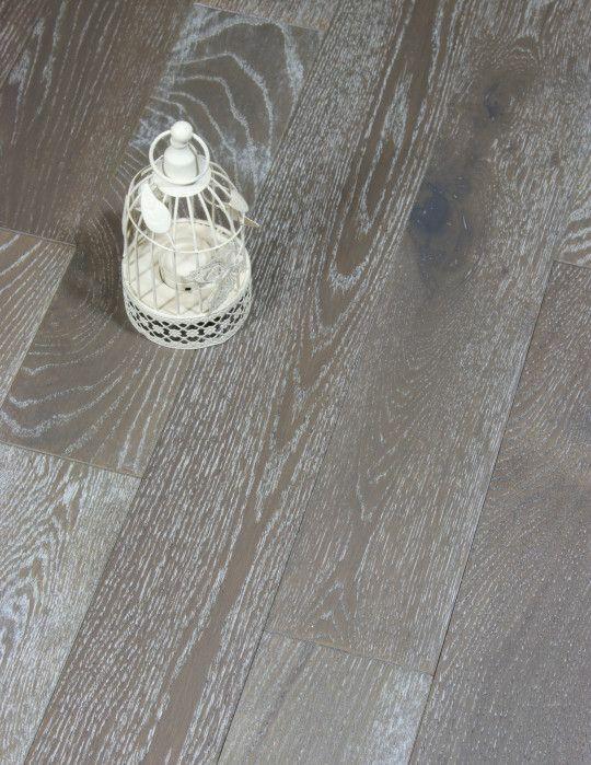 Old Pier Oak Grey wood floor