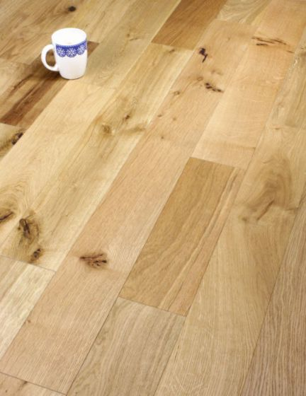 125mm Engineered Oak 14/3mm