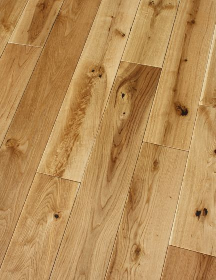125mm solid Oak wood flooring