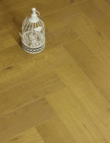 Herringbone Oak Laminate Flooring