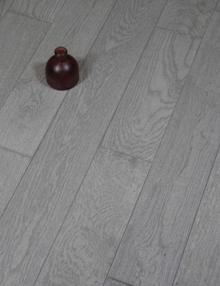 Pebble Oak Grey Engineered Flooring