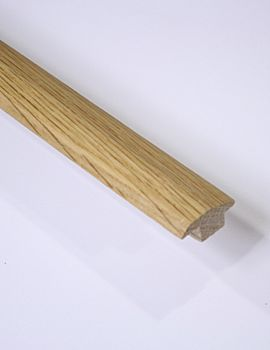Wood to Carpet Oak Door Bar 1m