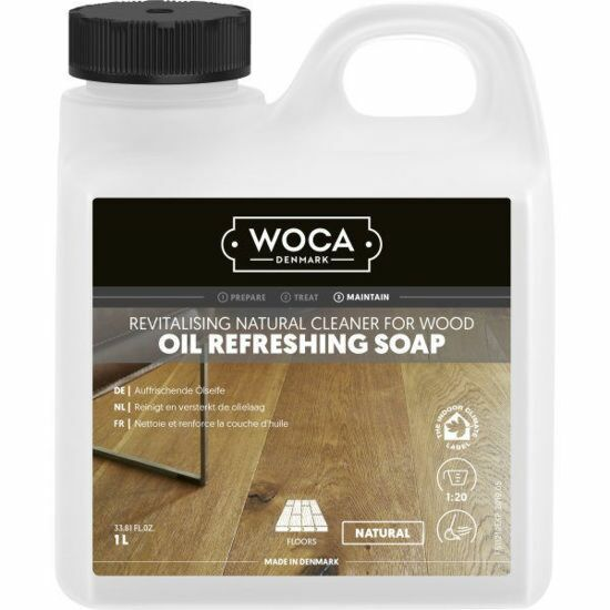 Oil refreshing Soap by Woca
