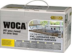 Woca Laminate floor Cleaning kit