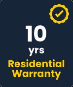 Residential Warranty